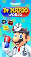 Screenshot 1: 瑪利歐醫生世界