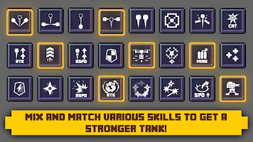 Screenshot 3: Tank Block Blast