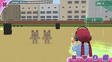 Screenshot 3: Shoujo City 3D