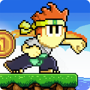 Icon: Dan the Man: Action Platformer