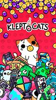 Screenshot 1: 도둑 고양이 KleptoCats