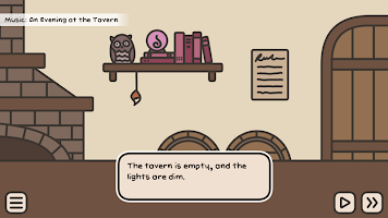 Screenshot 2: A TAVERN FOR TEA