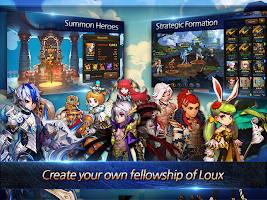 Screenshot 3: Light: Fellowship of Loux