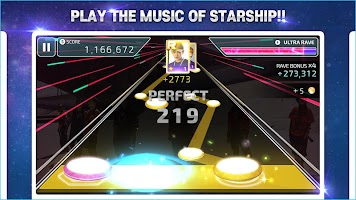 Screenshot 2: SuperStar STARSHIP