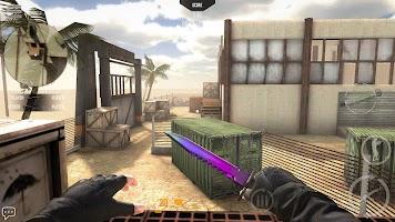 Screenshot 1: 모던 스트라이크 온라인: 3D FPS 사격 게임