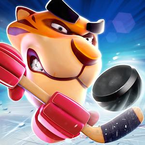 Icon: 雷鳴 冰球