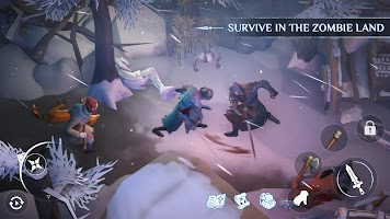 Screenshot 3: Winter Survival:after the last zombie war