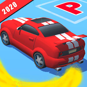 Icon: Draw and Park - Car Puzzle Game
