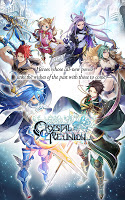 Screenshot 1: CRYSTAL OF RE:UNION