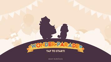 Screenshot 1: Wonder Parade