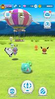 Screenshot 1: Pokémon Rumble Rush