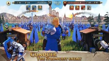 Screenshot 4: Legend: Rising Empire | 글로벌버전