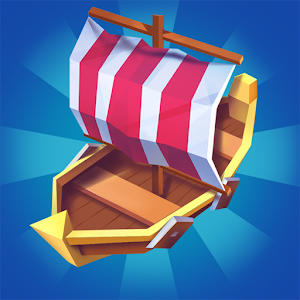 Icon: Ship Merger - Idle Tycoon Game