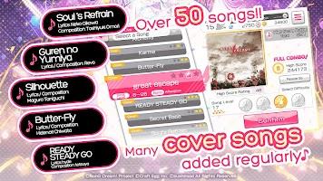 Screenshot 2: BanG Dream! Girls Band Party! (English)