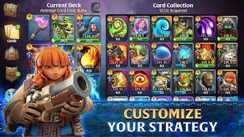 Screenshot 3: Arcane Showdown - Battle Arena
