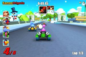 Screenshot 2: Go Kart Go! Ultra!