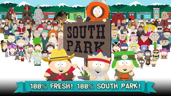 南方公園:手機破壞者