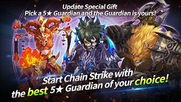 Screenshot 1: Chain Strike