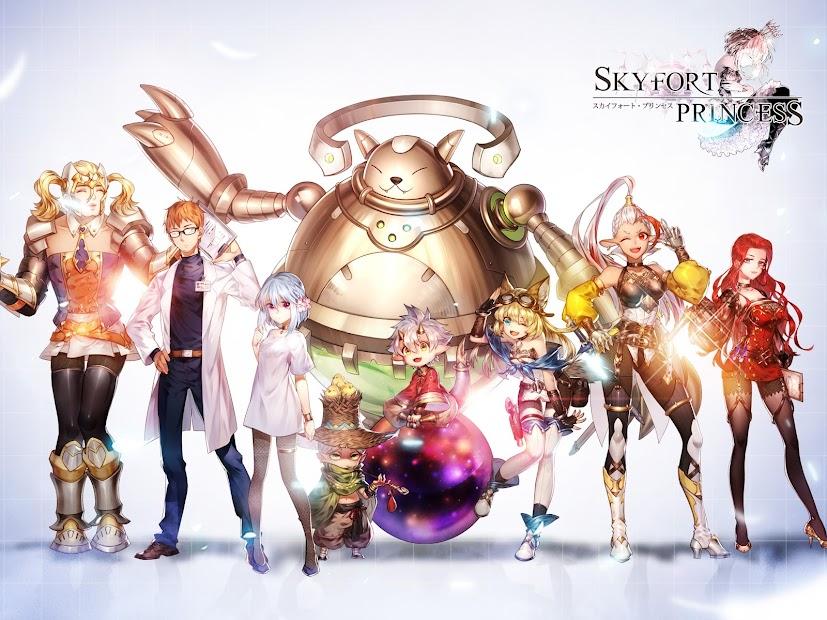 Skyfort Princess
