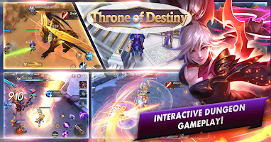 Screenshot 2: Throne of Destiny