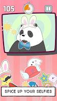 Screenshot 2: We Bare Bears - Free Fur All: Mini Game Arcade