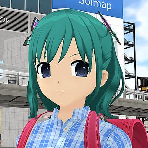 Icon: 少女都市 3D