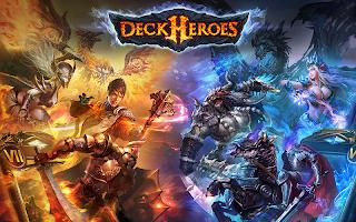 Screenshot 1: Deck Heroes: Legacy | Inglés
