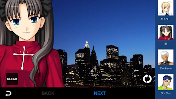 Screenshot 3: Fate/hollow ataraxia 拍照App