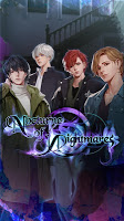 Screenshot 1: Nocturne of Nightmares:Romance Otome Game