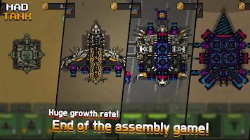 Screenshot 2: Mad Tank