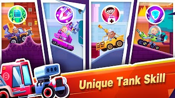 Screenshot 4: Super Tank Stars - Tank Battleground, Tank Shooter