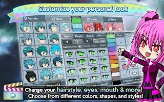 Screenshot 4: Gacha Studio (Anime Dress Up)