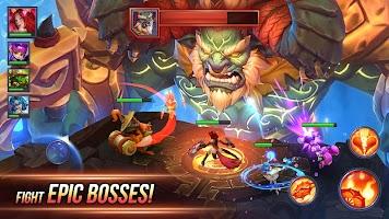 Screenshot 4: Dungeon Hunter Champions