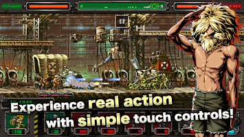 Screenshot 2: METAL SLUG DEFENSE