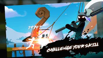 Screenshot 2: Stickman Weapon Master