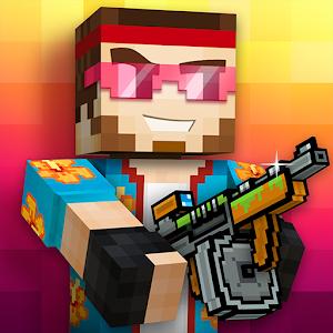 Icon: 像素槍 3D