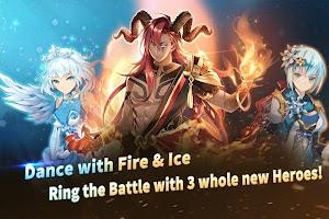 Screenshot 1: Ice and Fire: Dawn Break (Single-Player)