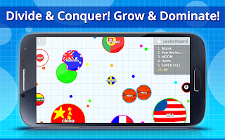 Screenshot 2: Agar.io