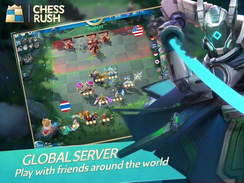 Download] Chess Rush - QooApp Game Store