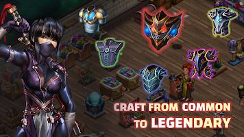 Screenshot 2: Shop Heroes: RPG Tycoon