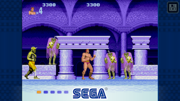 Screenshot 2: Altered Beast