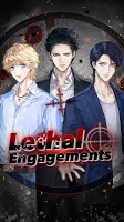 Screenshot 1: Lethal Engagements:Romance you choose