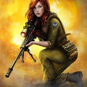 Icon: Sniper Arena:對戰軍隊射手