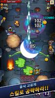 Screenshot 2: 용사는 파티중 - 방치도 되는 슈팅 RPG 키우기