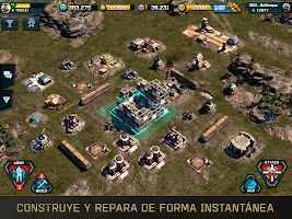 Screenshot 2: War Commander: Rogue Assault