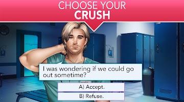 Screenshot 1: Is it Love? Blue Swan Hospital - Choose your story