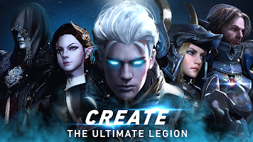 Screenshot 1: AION: Legions of War 永恆軍團