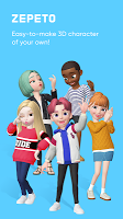 Screenshot 1: 崽崽 ZEPETO