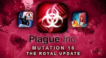 Screenshot 1: Plague Inc.