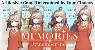 Screenshot 1: Memories: Remember Me